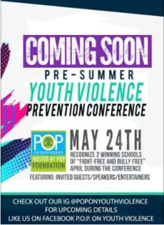 Youth Violence Prevention Conference