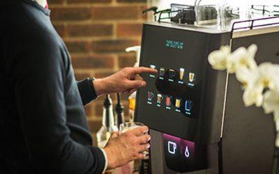 Coffee Vending Machine Hire In Warrington