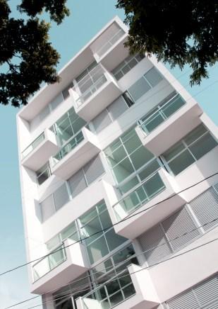 Edifício Olga I Arquiteto Responsável: Cássio de Lucena Carvalho