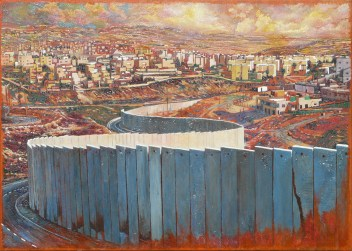 Mattia Baraldi - Jerusalem