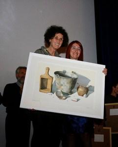 premiazione vincitrice