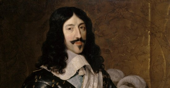 Luis III de Francia - Un premio Darwin histórico