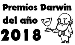 Ver todos lo Premios Darwin 2018