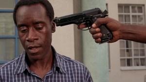 Paul Rusesabagina (Don Cheadle) - Hotel Rwanda (2004)