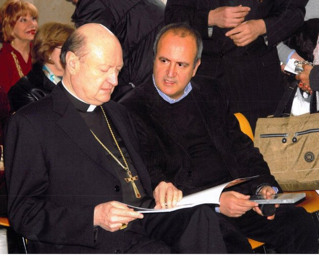 """Premio solidarietà Vittorio Bachelet 2012 a @CardRavasi x libro """"IL BREVIARIO LAICO"""""""