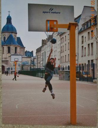 """Concorso Fotografico Vittorio Bachelet 2014. Premio Speciale i bambini nello sport: Dario Prestieri (Roma) con """"La volontà di essere campione"""""""