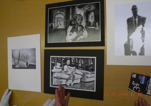 Concorso Fotografico Vittorio Bachelet 2014: discussione di giuria sul tema fisso Bianco e Nero