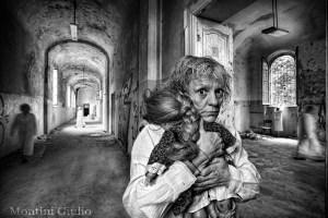 34° Conc.Naz.Vittorio Bachelet - Roma : 1° premio a tema fisso BN - Prigioniera del passato 5
