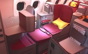 Hainan A330 Business Class