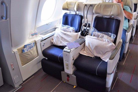 מחלקת הפרימיום של Air-France