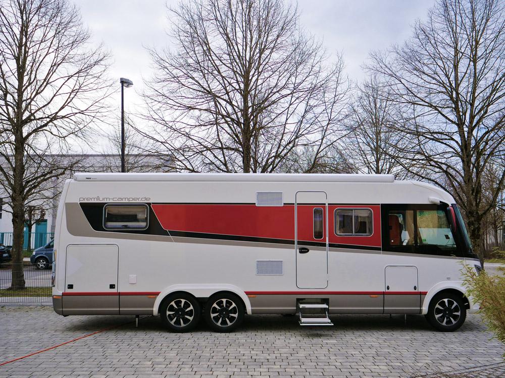 Premium-Camper Arto 85 E