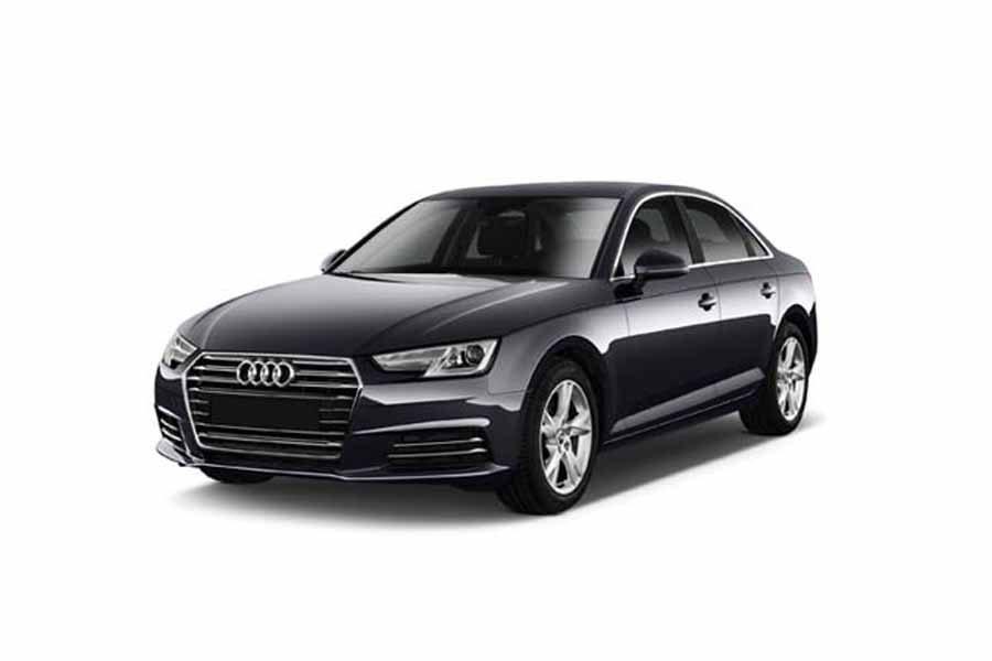 Audi A4 o similar ($105.93)