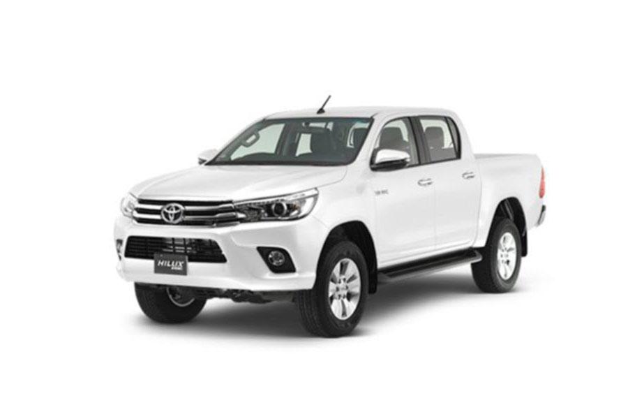 Toyota Hilux o similar ($75.00)