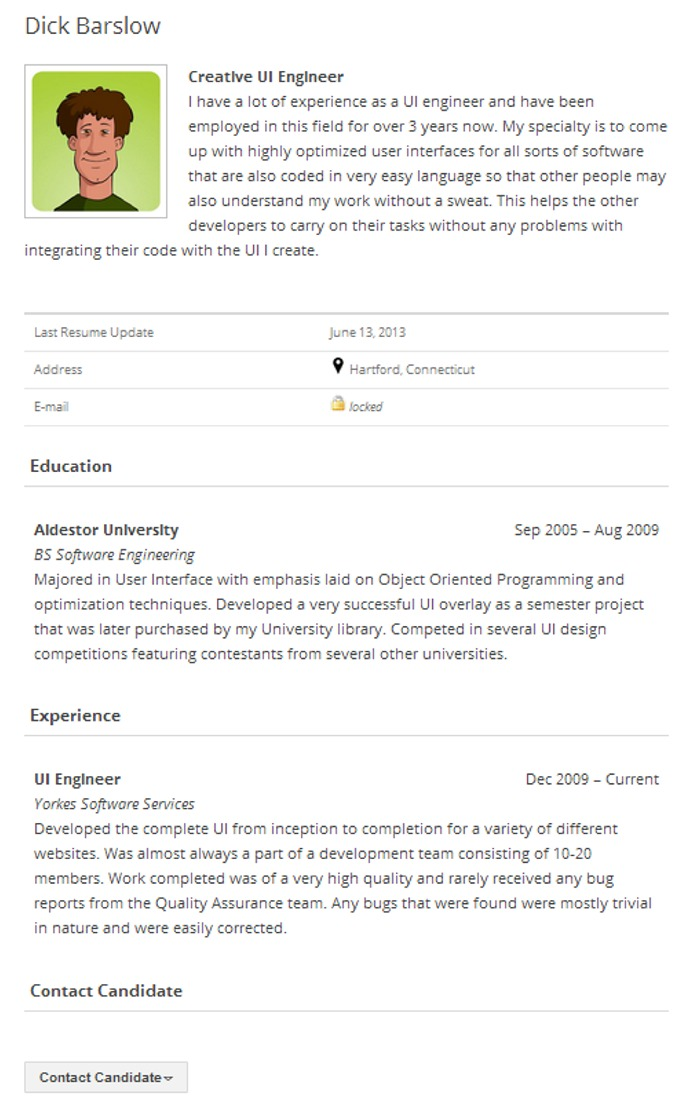 How To Make A Resume Look Nice Create Your Perfect Resume