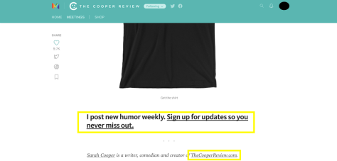 Backlinks - Medium The Cooper Review