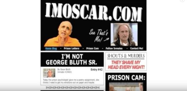 Scary Website - Arrested Development
