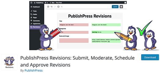 PublishPress Revisions