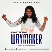 "Ekaette Uko Praises God In ""Way Maker"" (Prod. by Skido Records)"