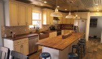 Country Linen Premium Kitchen - Premium Cabinets