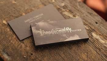 Raised foil business cards silver foil premiumcards silver foil business cards colourmoves