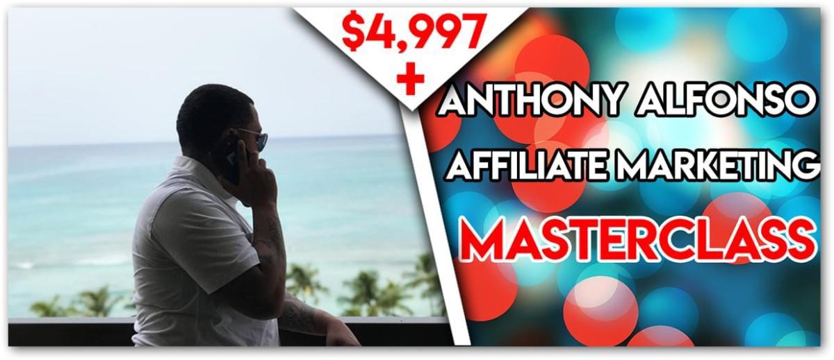 Entrepreneur Affiliates Mastery Course