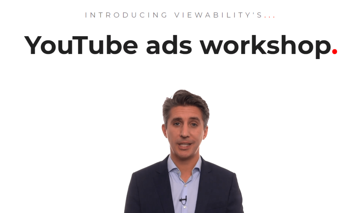 YouTube Ads Workshop free download