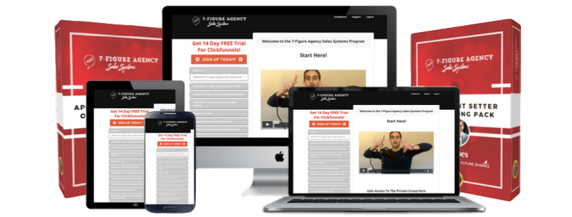 7-Figure Agency Sales System