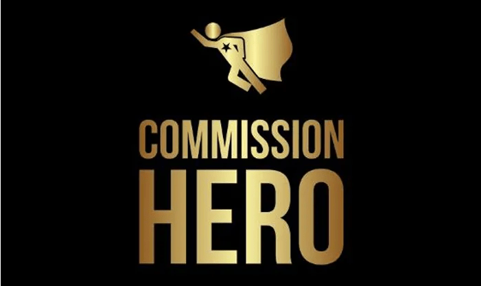 Robby Blanchard – Commission Hero 2020