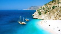 Beaches In Antalya Blue Flag