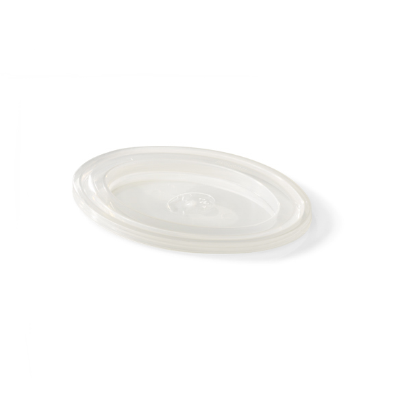 Oval portion deksel voor de oval portion cups 125/150cc