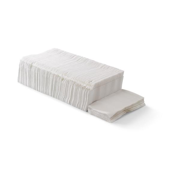 Nova vouw servetten wit
