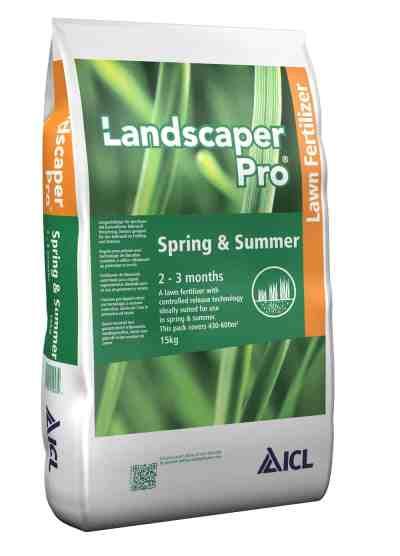 Landscaper Pro Spring Summer