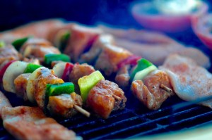 Barbecuing and Grilling
