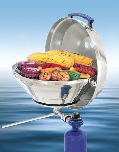 best boat grills