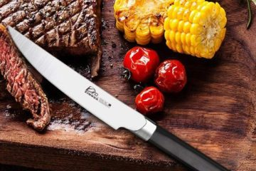 non-serrated steak knives