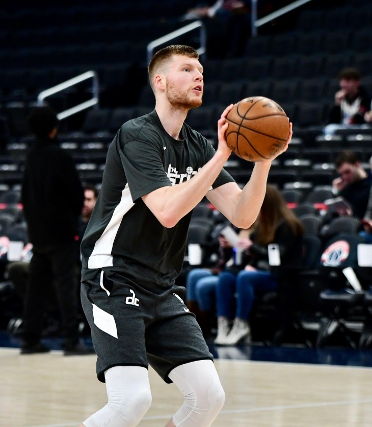 NBA, Role Player, Davis Bertans