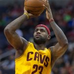 LeBron James, Perfect NBA Offense