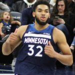 Karl-Anthony Towns, Minnesota Timberwolves, Wolves, KAT