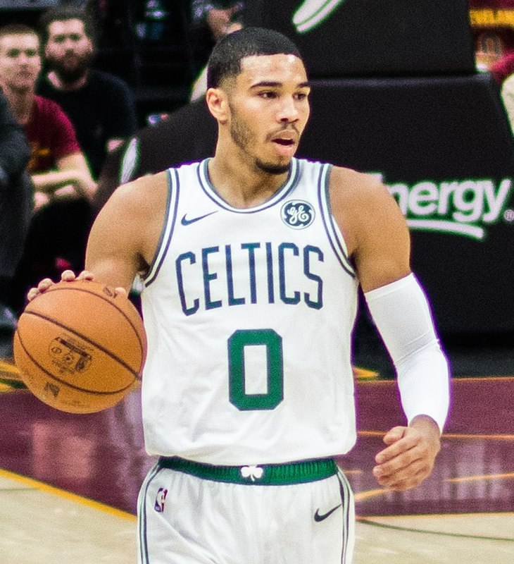Jayson Tatum, Boston Celtics, defense, Jayson Tatum Defense
