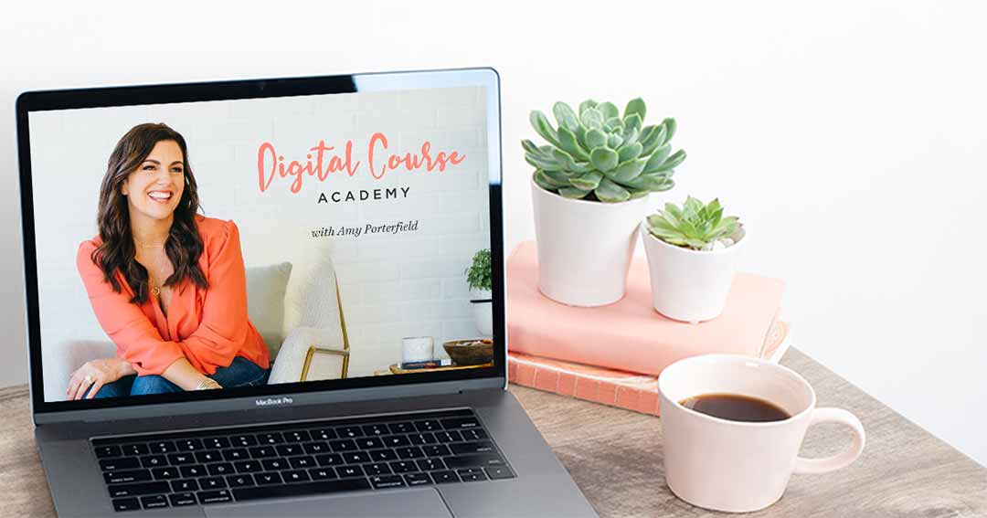 Amy Porterfield - Digital Course Academy free download
