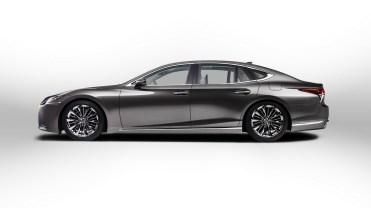 Nowy Lexus LS 2017