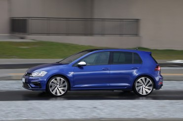 Volkswagen Golf R facelifting