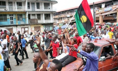 Biafrans are not terrorists - CAN President