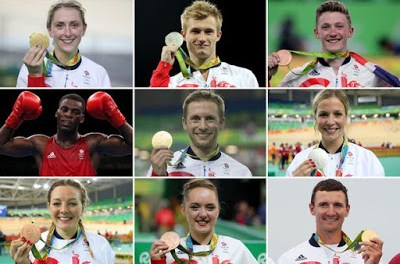 Rio Olympic: Great Britain smash Olympic record with NINE medals on Tuesday
