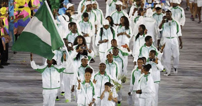 Team Nigeria Olympic kits finally arrive Rio with just 3 days left