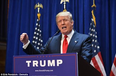 I will be at the heaven's gate if I capture the presidency – Donald Trump
