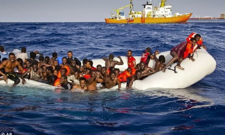 BREAKING: Bodies of 112 migrants recovered from the Mediterranean Sea