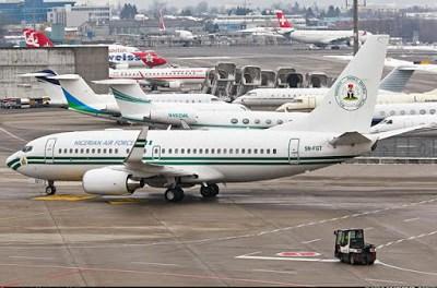 Breaking: Buhari spends N5bn on Presidential fleet in 15 months