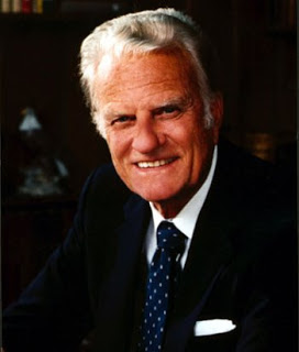 BILLY GRAHAM DEVOTIONAL: Salvation is an act of God