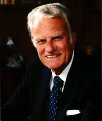 DAILY DEVOTIONAL WRITTEN BY BILLY GRAHAM